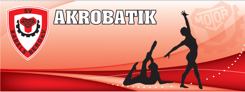 Motor Babelsberg - Akrobatik