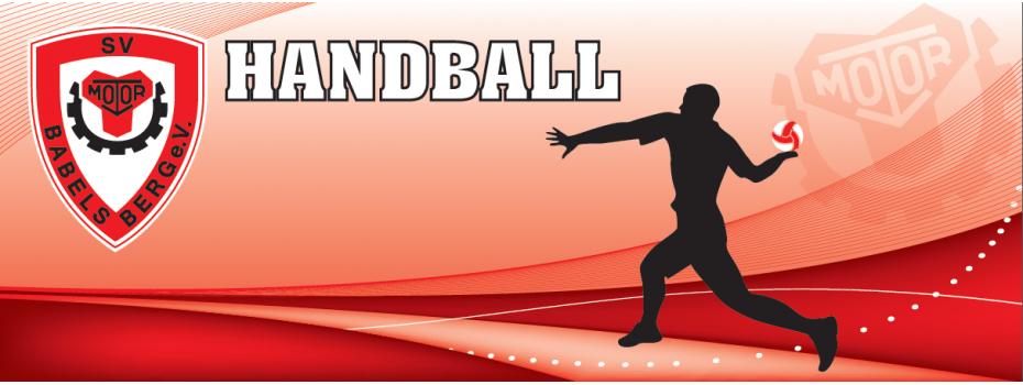 Motor Babelsberg - Handball