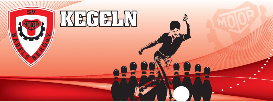 Motor Babelsberg - Kegeln